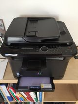 Samsung Color Laser Printer/Copier/Scanner/Fax in Stuttgart, GE