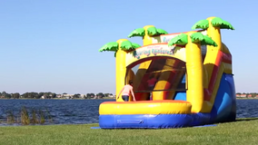 Bounce house rentals  $50.00 to $160 waterslides in Camp Lejeune, North Carolina