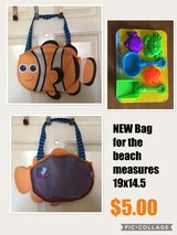 NEW Child's NEMO FISH Beach Bag in Orland Park, Illinois