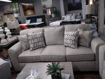 Ecru Sofa in Fort Campbell, Kentucky