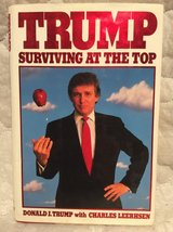 "Book: TRUMP ""Surviving at the Top"" in Byron, Georgia"