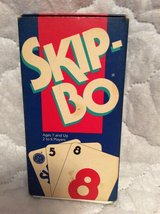 Game: SKIP-BO in Warner Robins, Georgia