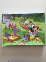 35 Piece Disney Babies Floor Puzzle Mickey Mouse Donald Duck in Manhattan, Kansas