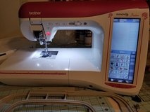 Brother Innovis 5000 Laura Ashley Limited Edition Sewing, Quilting Embroidery machine in Kingwood, Texas