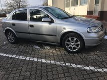 2000 Opel Astra Automatic PCS Sale in Ramstein, Germany