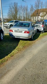 Very nice and excellent 2002 BMW 530i loaded in Ramstein, Germany
