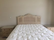 Queen 5 Piece Bed Set in Wheaton, Illinois