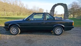 BMW E30 Convertible 316i Youngtimer in Spangdahlem, Germany