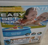 INTEX EASY SET POOL ACCESSORIES in Oswego, Illinois