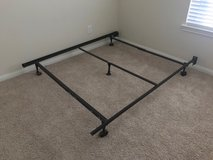 Full or Queen Bed Frame in Kingwood, Texas