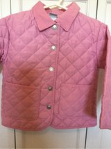 Girls quilted jacket sz 5 in Plainfield, Illinois