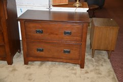 Mission Oak 2 Drawer Chest in Fort Lewis, Washington