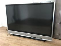 "Panasonic 52"" Projection TV w/ power converter in Stuttgart, GE"