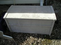 OUTDOOR PATIO OR DECK STORAGE BOX in Naperville, Illinois
