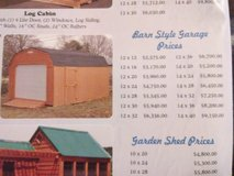 amish made buildings in Hopkinsville, Kentucky