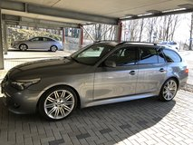 BMW 520d Original M Packet Sports Edition(AUTOMATIC) in Ramstein, Germany