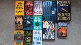 Dean Koontz / Stephen King Books in Orland Park, Illinois
