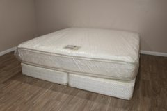 King Double Pillowtop Beautyrest (Olimpic) in Kingwood, Texas