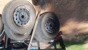 14 in tires in Coldspring, Texas