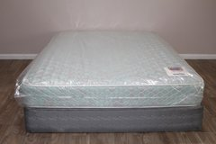 Queen Mattress Set from Sealy Posturepedic - Chablis FIRM in Kingwood, Texas