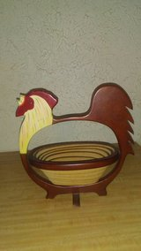 hawaiian rooster magic basket in bookoo, US