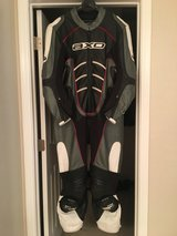 AXO Full Mororcycle Leathers. in Nellis AFB, Nevada