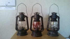 vintage battery operating lanterns in bookoo, US