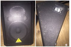 behringer dj speaker in Bolingbrook, Illinois