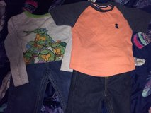 Boys size 2t spring lot in Bolingbrook, Illinois