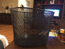 Black Mesh Bike Basket in Aurora, Illinois
