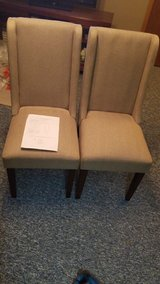 Brody Dining Chairs ( Taupe ) in Columbus, Ohio