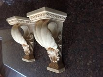 Pair of Curtain sconce in Camp Pendleton, California