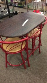 Table w/ 2 Chairs (New) in Fort Leonard Wood, Missouri