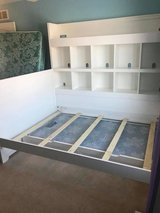Full Size Storage Trundle Bed in Joliet, Illinois