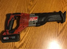 battery operated sawzall in Bolingbrook, Illinois
