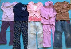 Little Girls Clothes - Size 6 - Fall / Winter - 10 Pieces in Bolingbrook, Illinois