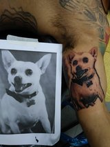 tattoos in Los Angeles, California