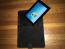 Kindle Fire HD 7 4th generation w/ case in Nashville, Tennessee