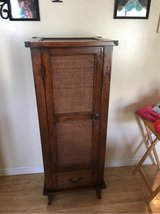 4ft Wood Cabinet in Okinawa, Japan