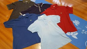 Vintahe Lacoste Shirts and others in Okinawa, Japan