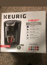 Keurig k select single serve coffee maker in Aurora, Illinois
