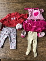 American Girl Bitty Baby Clothes in Clarksville, Tennessee