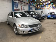 ### LEXUS IS200 AUTOMATIC – 2 PREVIOUS OWNERS ### FULL SERVICE HISTORY ### in Lakenheath, UK
