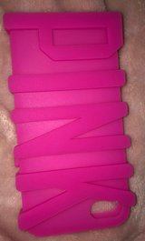 Pink IPhone 8 Case also have 7,6plus,6 in  this color in Tinley Park, Illinois
