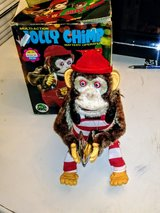 jolly chimp w/ original box in Camp Lejeune, North Carolina