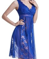 Lace Baby doll Chemise Set in Tinley Park, Illinois