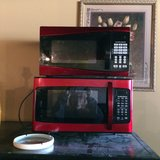 Red Microwave (s) in Leesville, Louisiana