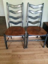 Two beautiful kitchen dining chairs in Joliet, Illinois