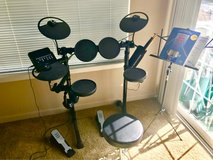 Full Drum Kit (Electronic)—even better than acoustic drums in Naperville, Illinois