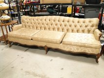 French Provincial Upholstered Sofa by Stratford in League City, Texas